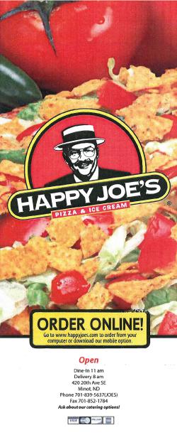 Happy Joes Pizza